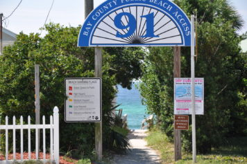 Cottage Campus Beach Access