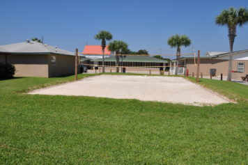Cottage Campus Volleyball Court